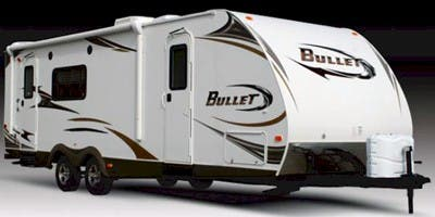 Find Specs for 2011 Keystone Bullet Travel Trailer RVs