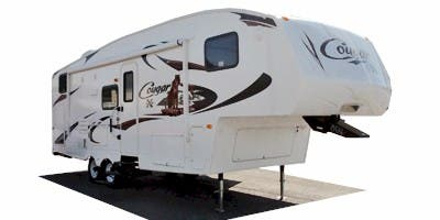 Find Specs for 2010 Keystone Cougar XLite Fifth Wheel RVs