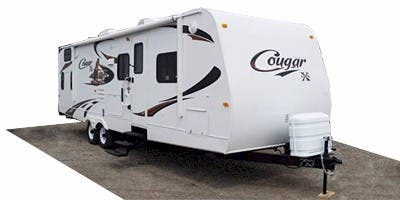 Find Specs for 2010 Keystone Cougar XLite Travel Trailer RVs