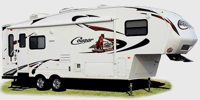 Find Specs for 2010 Keystone Cougar Toy Hauler RVs