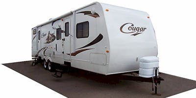 Find Specs for 2010 Keystone Cougar Travel Trailer RVs