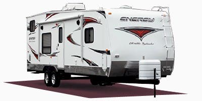 Find Specs for 2011 Keystone Energy Toy Hauler RVs