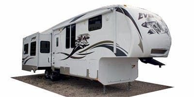 Find Specs for 2010 Keystone Everest Fifth Wheel RVs