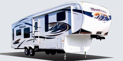 Find Specs for 2010 Keystone Montana Hickory Fifth Wheel RVs