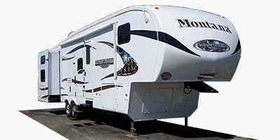 Find Specs for 2010 Keystone Montana Mountaineer Fifth Wheel RVs