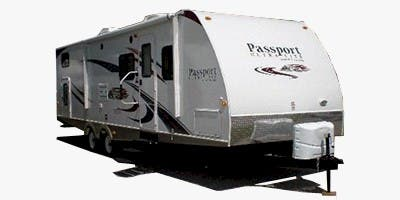 Find Specs for 2010 Keystone Passport Ultra Lite Travel Trailer RVs