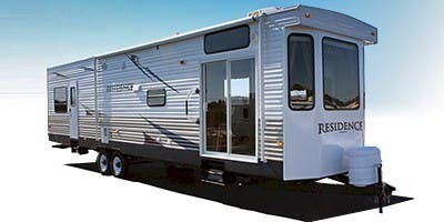 Find Specs for 2011 Keystone Residence Destination Trailer RVs