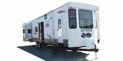 Find Specs for 2010 Keystone Retreat Travel Trailer RVs