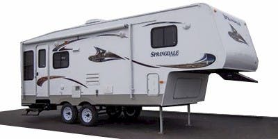 Find Specs for 2010 Keystone Springdale Fifth Wheel RVs