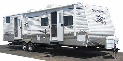 Find Specs for 2010 Keystone Springdale Travel Trailer RVs