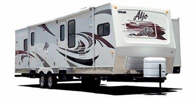 Find Specs for 2010 Skyline Aljo Aluma-Bond Travel Trailer RVs