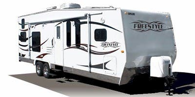 Find Specs for 2010 Skyline Freestyle Toy Hauler RVs