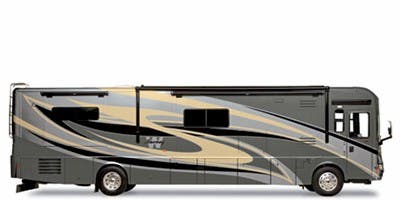 Find Specs for 2010 Winnebago Journey Class A RVs