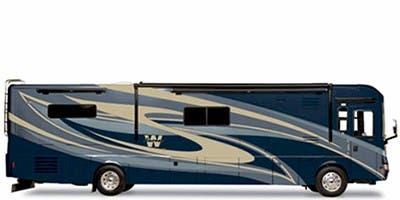 Find Specs for 2010 Winnebago Journey Express Class A RVs