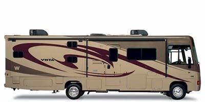 Find Specs for 2010 Winnebago Vista Class A RVs