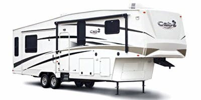 Find Specs for 2011 Carriage Cabo Fifth Wheel RVs