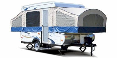 Find Specs for 2012 Coachmen Clipper Sport Expandable Trailer RVs