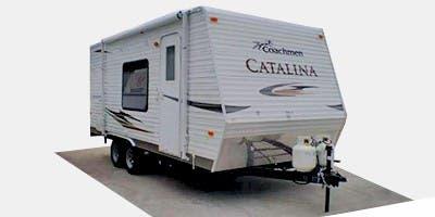 Find Specs for 2011 Coachmen Catalina Travel Trailer RVs