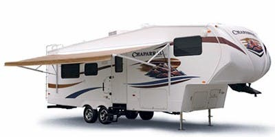 Find Specs for 2011 Coachmen Chaparral Lite Fifth Wheel RVs