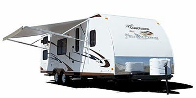 Find Specs for 2011 Coachmen Freedom Express Travel Trailer RVs