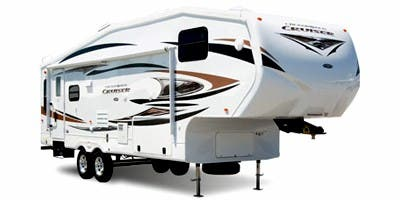 Find Specs for 2011 CrossRoads Cruiser Fifth Wheel RVs