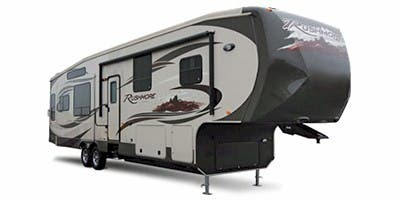 Find Specs for 2011 CrossRoads Rushmore Fifth Wheel RVs