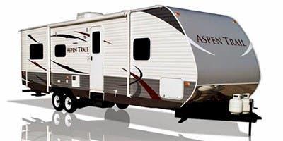 Find Specs for 2012 Dutchmen Aspen Trail Travel Trailer RVs