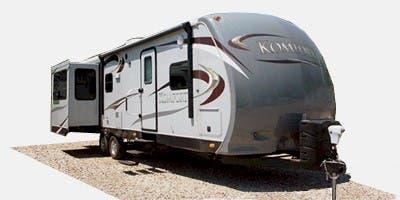 Find Specs for 2012 Dutchmen Komfort Travel Trailer RVs