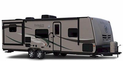 Find Specs for 2011 EverGreen RV Ever-Lite Travel Trailer RVs