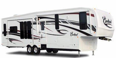 Find Specs for 2011 Forest River Cardinal Fifth Wheel RVs