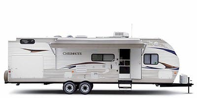 Find Specs for 2012 Forest River Cherokee Travel Trailer RVs