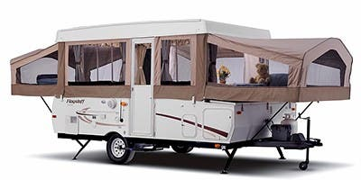 Find Specs for 2012 Forest River Flagstaff Toy Hauler RVs