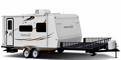 Find Specs for 2013 Forest River Flagstaff Shamrock Toy Hauler RVs