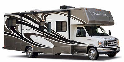 Find Specs for 2013 Forest River Forester Class C RVs