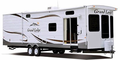 Find Specs for 2011 Forest River Wildwood Grand Lodge Destination Trailer RVs