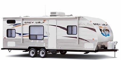 Find Specs for 2011 Forest River Grey Wolf Travel Trailer RVs