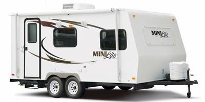 Find Specs for 2011 Forest River - Rockwood Mini Lite <br>Floorplan: 2304 (Travel Trailer)