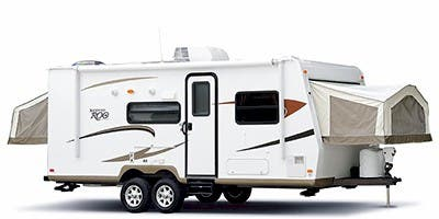 Find Specs for 2011 Forest River Rockwood Roo Travel Trailer RVs