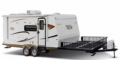 Find Specs for 2011 Forest River Rockwood Roo Toy Hauler RVs