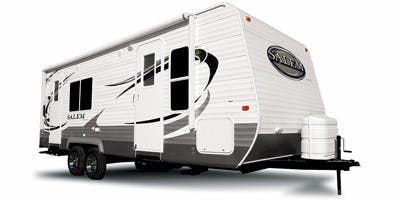 Find Specs for Forest River Salem Travel Trailer RVs