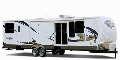 Find Specs for Forest River Sandpiper Destination Trailer RVs