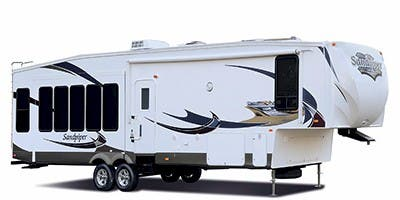 Find Specs for 2012 Forest River Sandpiper Fifth Wheel RVs
