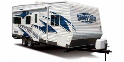 Find Specs for 2013 Forest River Sandstorm Toy Hauler RVs
