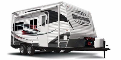 Find Specs for 2011 Forest River Shockwave Toy Hauler RVs