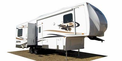 Find Specs for 2011 Forest River Sierra Select Fifth Wheel RVs