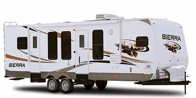 Find Specs for 2011 Forest River Sierra Select RVs