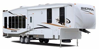 Find Specs for 2011 Forest River Sierra Fifth Wheel RVs