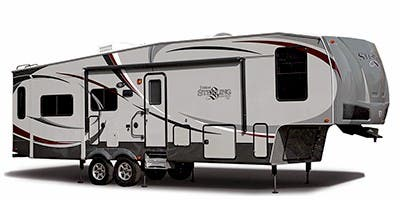 Find Specs for 2012 Forest River Wildcat Sterling Fifth Wheel RVs