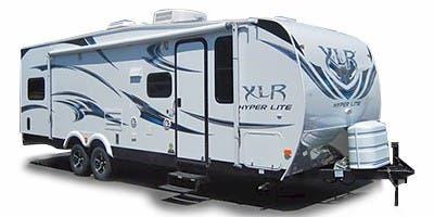 Find Specs for 2012 Forest River XLR Hyperlite Toy Hauler RVs