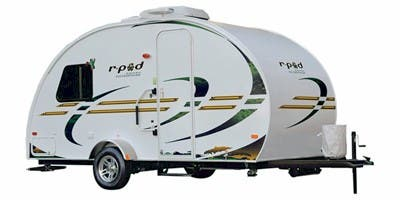Find Specs for 2011 Forest River - R-Pod <br>Floorplan: RP-182G (Travel Trailer)